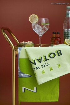 Set of 2 Ulster Weavers Green Gin Cocktail Tea Towels