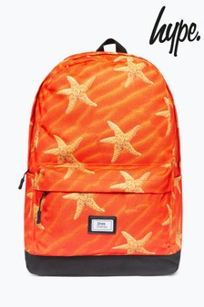 Hype. Ones Supply Red Sand Shell Core Backpack