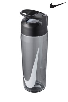 Nike Black 24oz Hypercharge Water Bottle