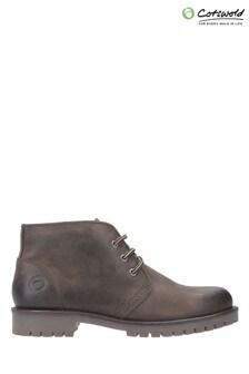 Cotswold Stroud Lace-Up Shoe Boots