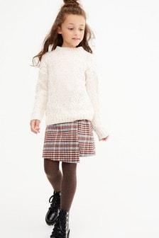 Skirt And Tights Set (3-16yrs)