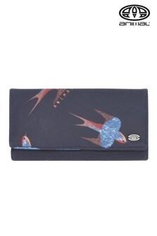Animal Indigo Blue Rays Purse