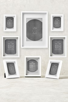 picture frames uk  Photo Frames | Multi Picture Frames For Wedding & Occasions | Next