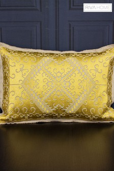 Imperial Brocade Cushion by Riva Home