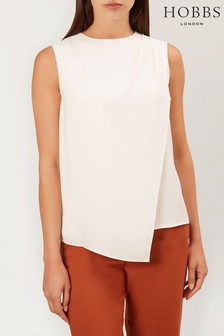 Hobbs White Mya Top