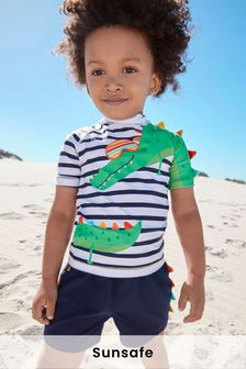 Rash Vest And Short Set (3mths-7yrs)