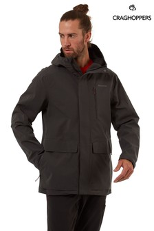 Craghoppers Black Lorton Jacket