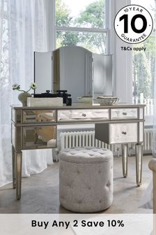 Fleur Desk / Storage Dressing Table