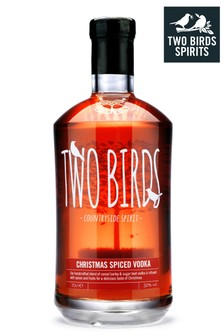Two Birds Christmas Spices English Vodka