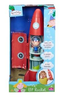 Ben & Holly Elf Rocket