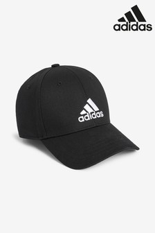 adidas Adult Black Baseball Cap