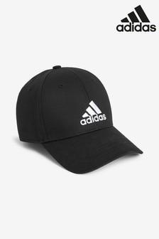 Черная бейсболка adidas