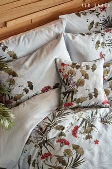 Set of 2 Ted Baker Highland Floral Cotton Pillowcases