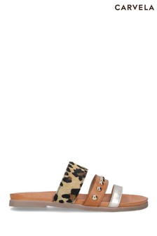 Carvela Natural Antigua Sandals