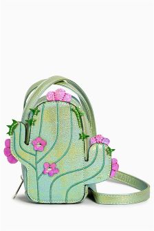 Cactus Cross-Body Bag