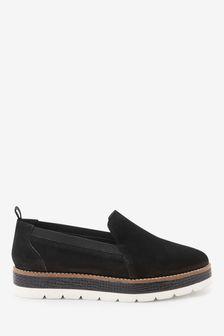 EVA Chunky Sole Slipper Loafers