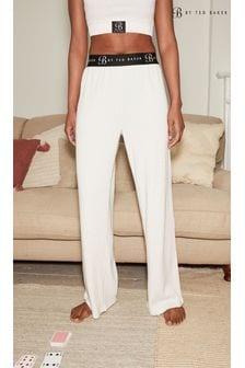 B by Ted Baker Rib Loungewear Trousers