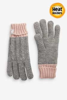 Heat Holder Cable Gloves