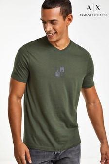 Armani Exchange V-Neck T-Shirt