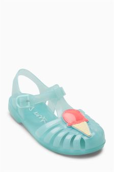 Ice Cream Jelly Shoes (Younger)
