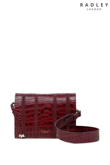 Radley London Merlot Haven Street Small Flapover Crossbody Bag