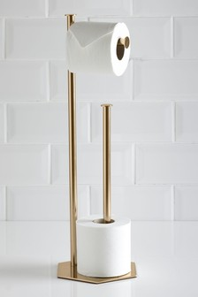 Hexagon Toilet Roll Holder