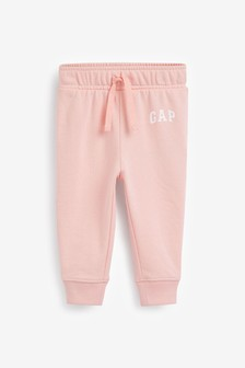 Gap Pink Heritage Joggers