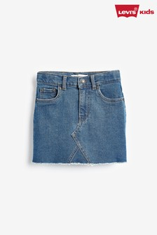 Levi's® Kids High Rise Skirt