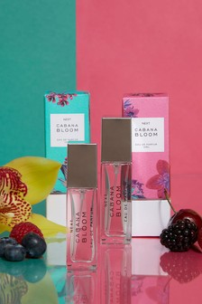 Set of 2 Cabana Bloom 10ml Eau De Parfum