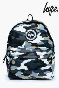 Hype. Multi Line Camo Backpack