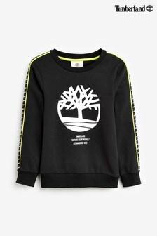Timberland® Black Logo Sweatshirt