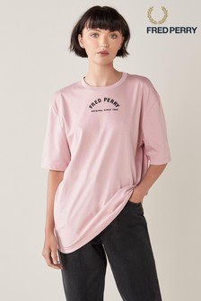 Fred Perry Arch Branded T-Shirt