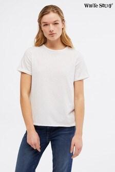 White Stuff White Neo T-Shirt