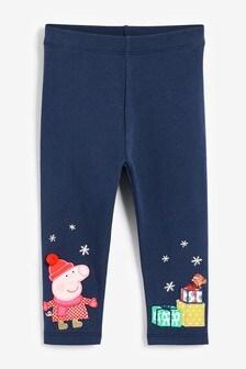 Peppa Pig™ Christmas Leggings (3mths-7yrs)