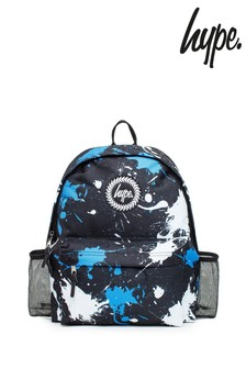 Hype. Multi Large Splatter Bottle Backpack