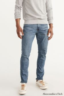 Abercrombie & Fitch Slim Fit Jean
