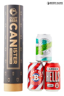Beer Hawk Lager Canister