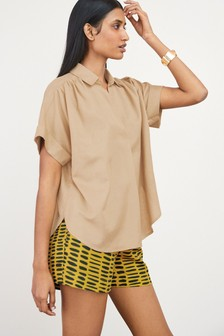 Short Sleeve Overhead Shirt