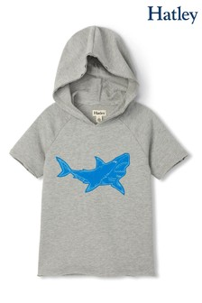 Hatley Great White Shark Raglan Hoody