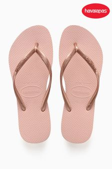 Havaianas® Slim Pink Rosa Flip Flop