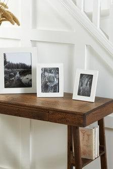 Natural Rhea Photo Frame