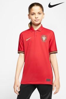 Nike Home Portugal Football Shirt