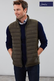 Joules Go To Lightweight Barrel Gilet
