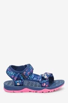 Print Trekker Sandals (Older)