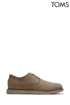 Toms Green Navi Oxford Shoes