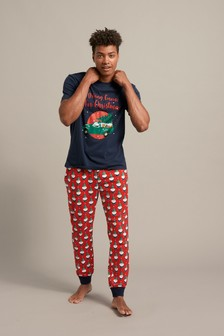 Christmas Pyjamas Set