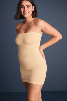 Firm Control Strapless Slip