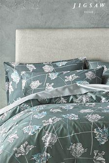 Jigsaw Dancing Tulips Housewife Pillowcase
