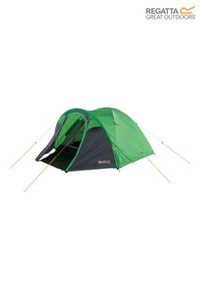 Regatta Green Kivu 3 Person Dome Tent