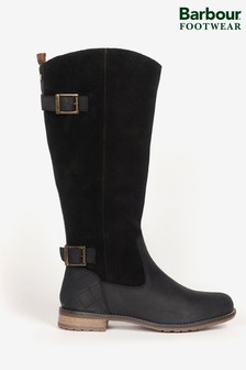 Barbour® Leather Suede Knee High Elizabeth Boots